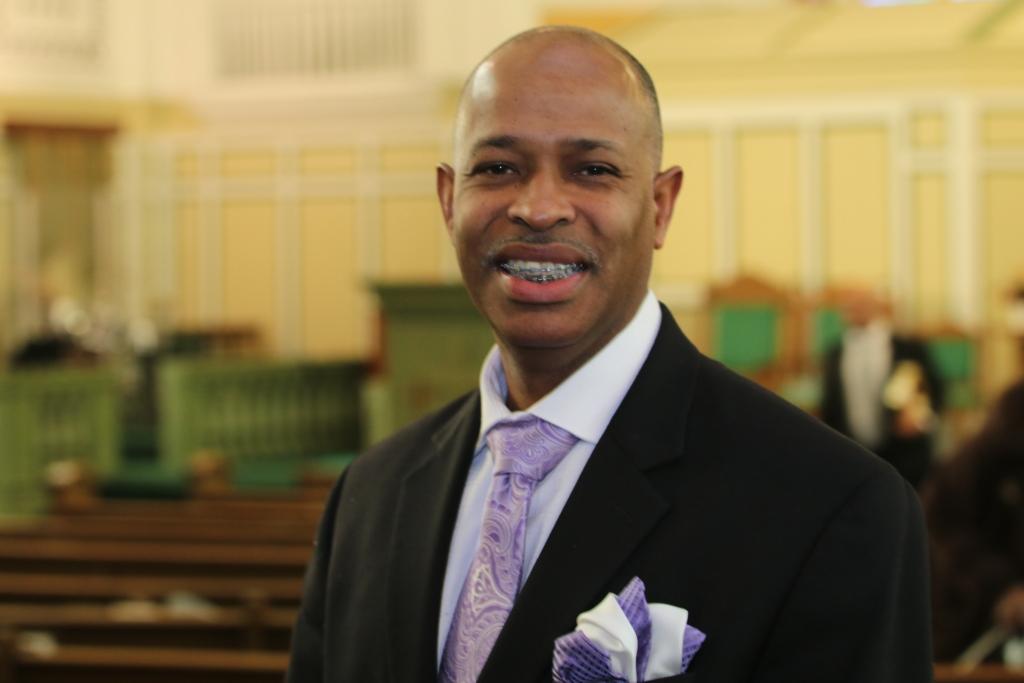 Rev. Dr. Edwin Holmes