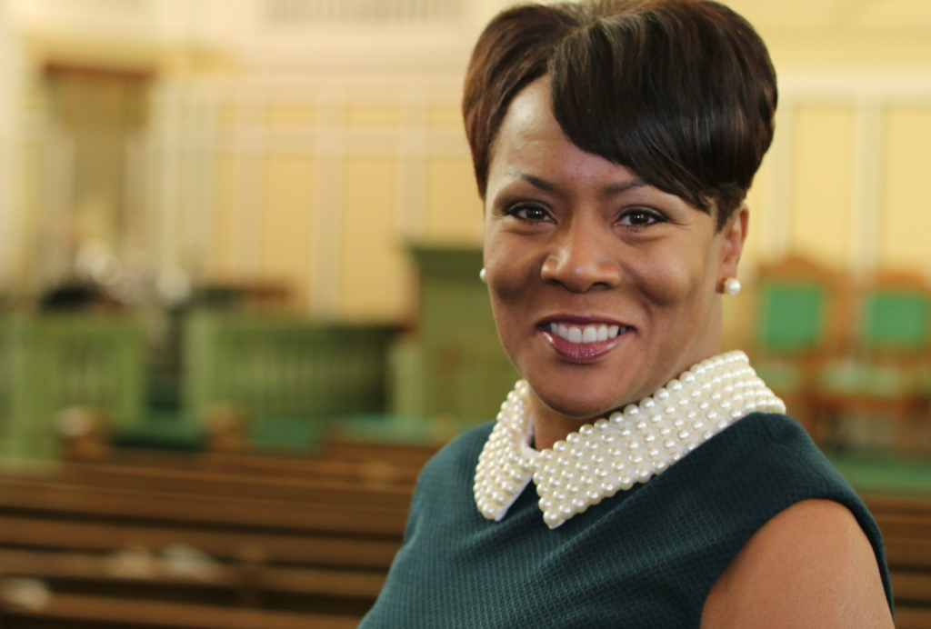 Rev. Dr. Shannon Holmes