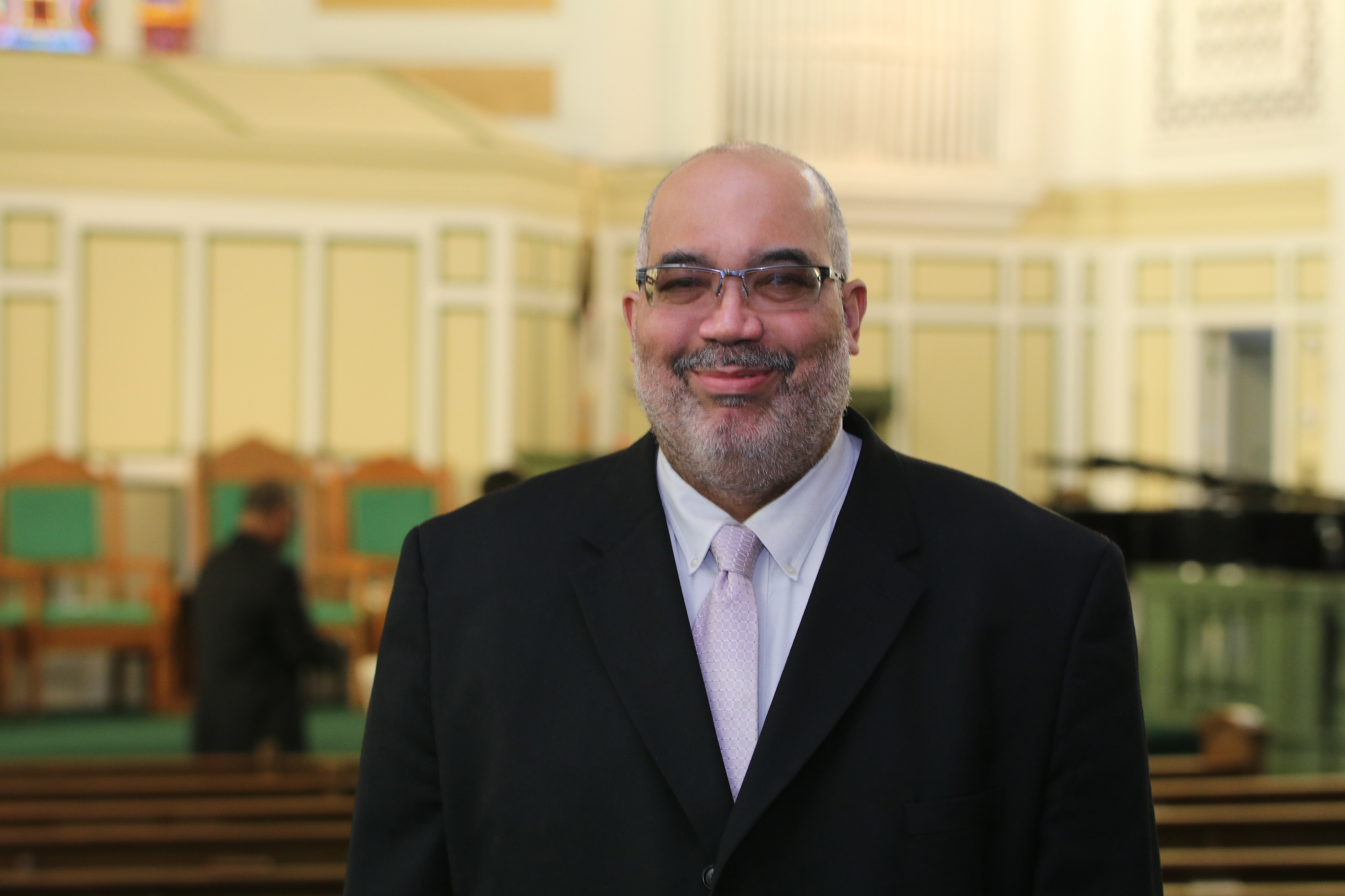 Rev. Dale Weathers